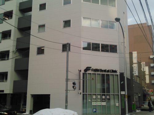 コンチネンタルWest.Sビル(旧NJKsapporoビル)