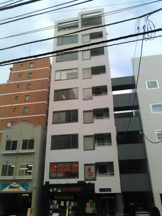 コンチネンタルWest.Nビル(旧NJKビル)